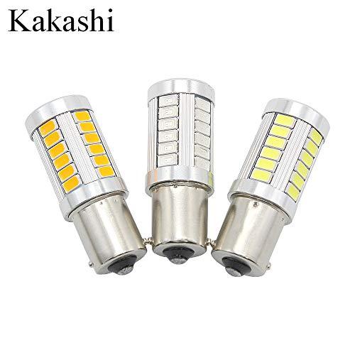 KaTur 2/Pcs de Voiture Source de Lumi/ère H4/12/W Blanc Cree Q5/5050/SMD 12/LED Phare Ampoule Lampe Dc12/V-30/V