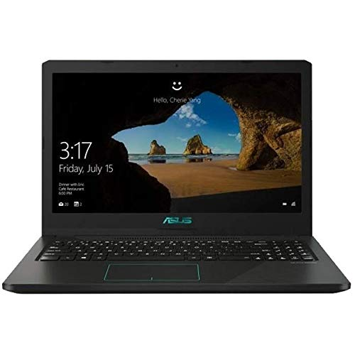 ASUS Notebook (15,6 Zoll FullHD Matt) AMD Ryzen 7 3700U 2.3 GHz QuadCore, 8GB RAM, 512GB SSD M.2, NVIDIA GeForce GTX 1050, W-LAN, BT, HDMI, Windows 10 Pro schwarz