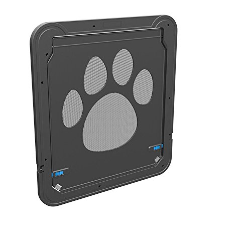 Namsan Dog Screen Door - Inside Size 12x14 inches Sliding Screen Dogs...