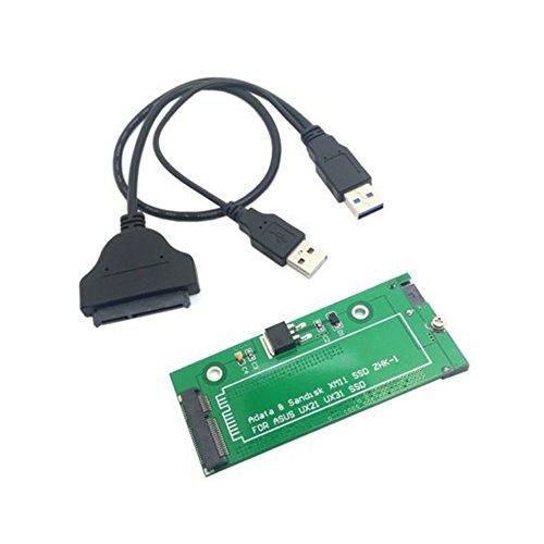 Details über SATA Adapter USB 3.0 Kabel für ASUS EP121 UX21 UX31 SANDISK ADATA XM11 SSD 2,5
