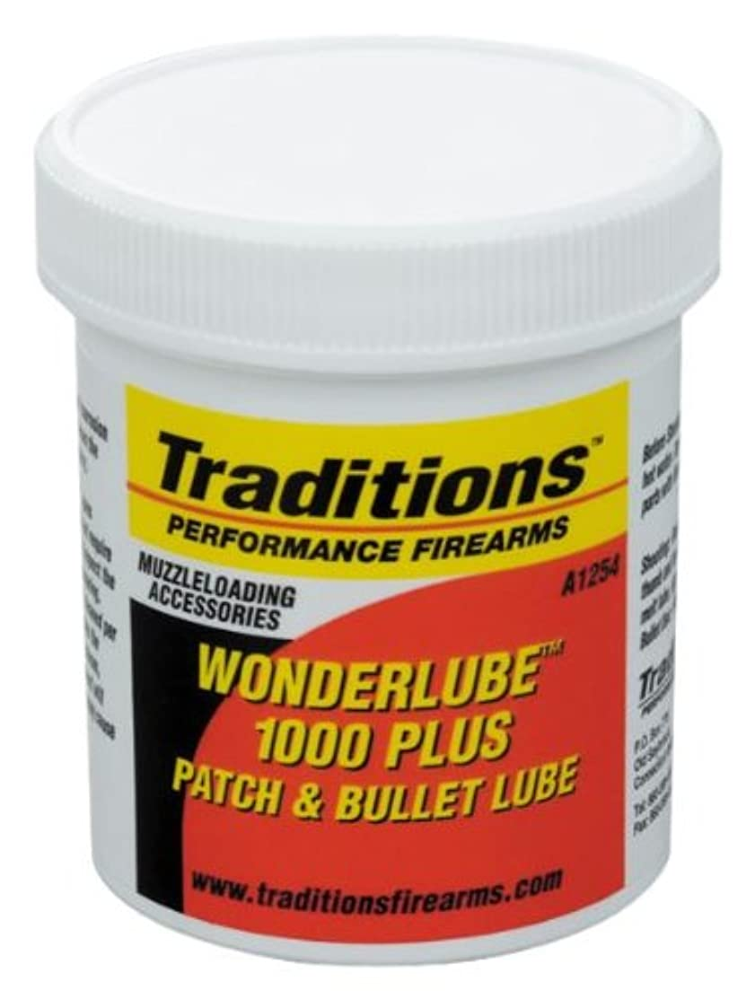 Traditions Performance Firearms Muzzleloader EZ Lube 1000 Paste (4-Ounce)