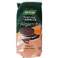 Biocop Tortitas Arroz Algarroba Biocop 100 G 200 g
