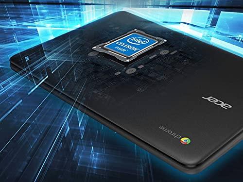 acer Chromebook Celeron Dual Core - (4 GB/16 GB EMMC Storage/Chrome OS) C733 Chromebook (11.6 inch, Black, 1.26 kg)