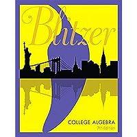 College Algebra (7th Edition)【洋書】 [並行輸入品]