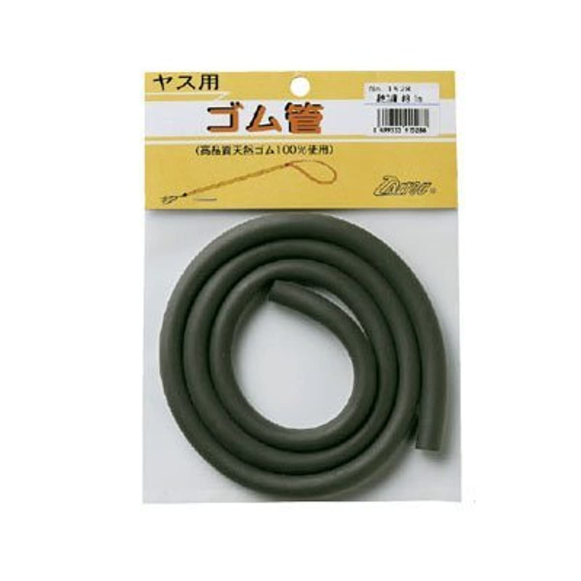 スマッシュ送信する離れてDAITOU(ダイトウブク) 黒色ゴム管#7 2m