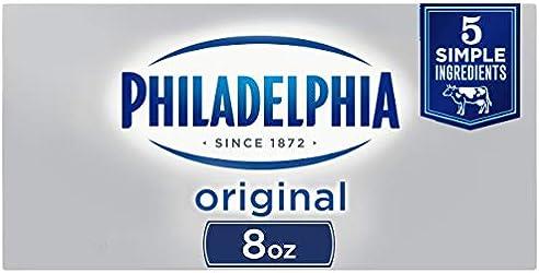 Philadelphia Original Cream Cheese Brick (8 oz Box)