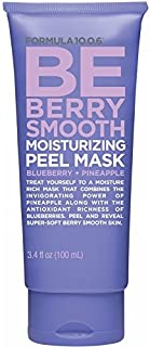 Formula 10.0.6 Be Berry Smooth Moisturizing Peel Mask 100 ml (3.4 fl oz)