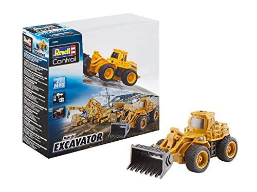 Revell 23494 RC Baufahrzeug Radlader, 27MHz, Akku Auto, bunt, One Size