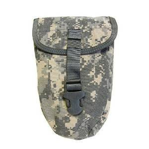 USGI ACU Entrenching ETool Carrier Pouch MOLLE II