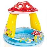 RLJqwad Sombra De Setas Piscina Piscina Ocean Ball Pool Piscina De Arena Piscina para Niños Apto para Niños Mayores De Tres Años 120 × 89cm