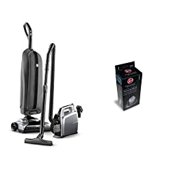 Hoover Platinum Canister Vacuum Carpet Cleaner