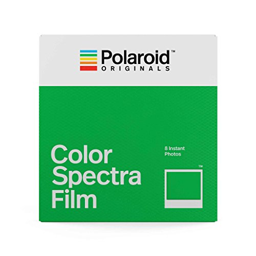 Polaroid Originals - 4678 - Sofortbildfilm Farbe für Spectra Kamera