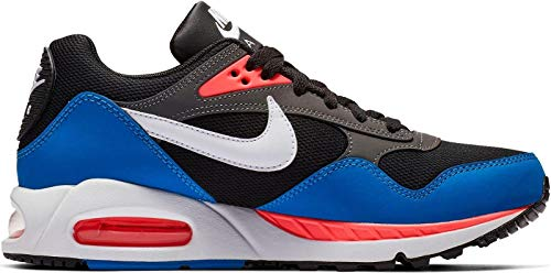 Nike Damen Air Max Correlate Cross-Trainer, Schwarz (Black/White-Soar-Hot Punch 016), 40 2/3 EU