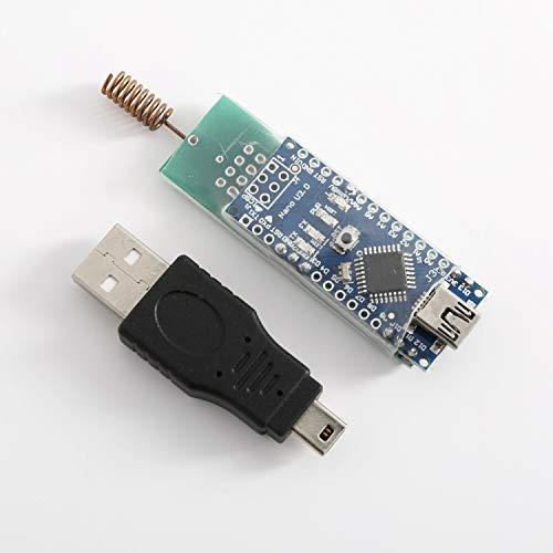 nanoCUL USB Stick FTDI CC1101 868MHz FW 1.67 FHEM iobroker CCU / CCU2 CUL 868 + Adapter