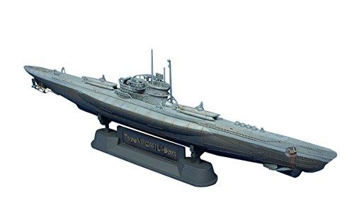 AFV Club 73504 - Modellino Sottomarino U Boot Tipo VII C 41, Scala 1:350