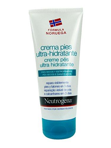 Neutrogena – Crema de Pies Ultra hidratante - especial para talones agrietados – Reparación visible en 3 días – 100 ml