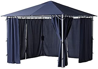 Garden Winds Karlso Gazebo Replacement Canopy Top Cover - RipLock 350