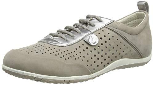 Geox Damen D Vega B Sneaker, Grau (Lt Grey), 40 EU