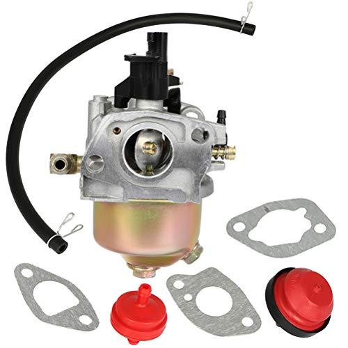 AUTOMUTO Carburetor Fits for Craftsman MTD 270-QU 208cc Snow Blower Huayi 170SA 170SB 270-QU Engines Carb Assembly