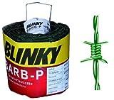 Blinky 63530alambre espino, barb-p plasticato, 100Mt