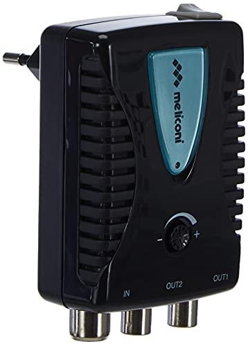 Meliconi AMP20, Amplificatore di Antenna Digitale da Interni con filtro LTE