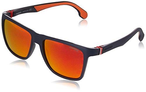 Carrera Unisex-Erwachsene 5047/S Sonnenbrille, Blau (MTT Blue), 56