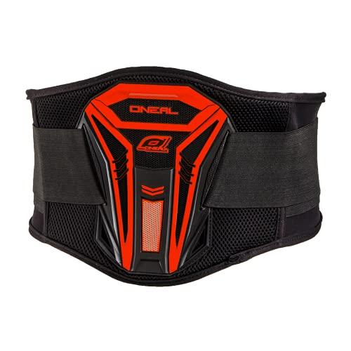 O'Neal | Cinturón de riñón | Motocross, Enduro, Motocicleta | Ajuste de Talla por correa de velcro, forro de Lycra | Cinturón de riñón PXR | Adultos | Rojo | Talla L/XL
