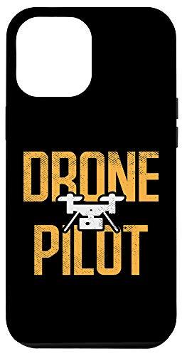 iPhone 12 Pro Max Drone Pilot Quadcopter FPV UAV RPV Flyer Operator Racer Gift Case