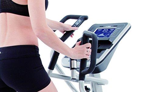 Spirit Elliptical XE 395 – Ellipsentrainer, Cross Trainer mit Hand-Puls-Sensoren, Ergometer, Cardio Fitness - 7