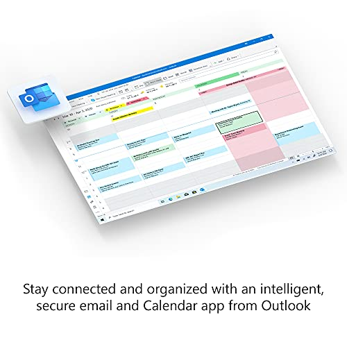 Microsoft 365 Personal |Email delivery in 1 hour| 12-Month Subscription, 1 person | Premium Office apps | 1TB OneDrive cloud storage | Windows/Mac 5
