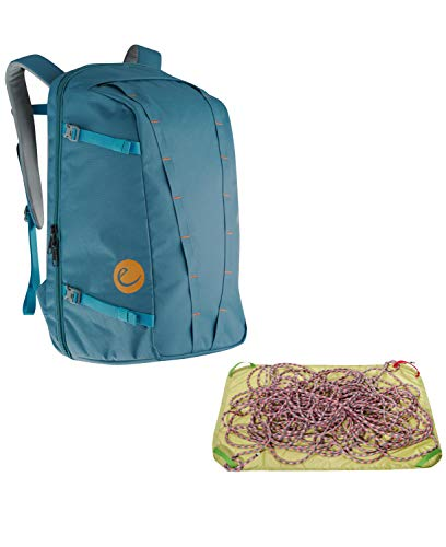 EDELRID Unisexe - Adulte Rope Rider Bag 45, Blue