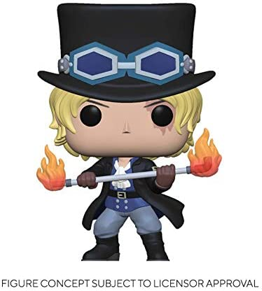 Funko Pop Animation One Piece Sabo product image