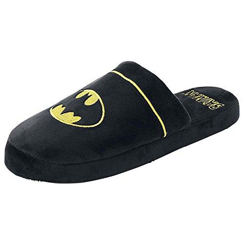 Pequeño son adecuados para siguientes tamaños de zapatos - UK 5.7, EU 38/41 Grande son adecuados para siguientes tamaños de zapatos - UK 8/10, EU 42/45 Bordado detallada a cuerpo y suela interior Hecho de 100% poliéster 100% officially licensed DC Co...