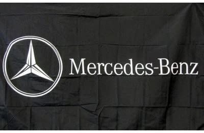 NEOPlex Mercedes Benz Horizontal Flag Traditional Sales results Selling rankings No. 1
