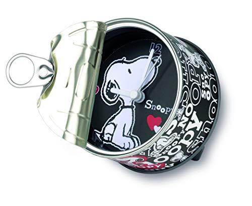my clock MyClock Reloj de Mesa Magnético, Personalizable, Regalo Original con Foto, Marco de Fotos, DIY - Snoopy