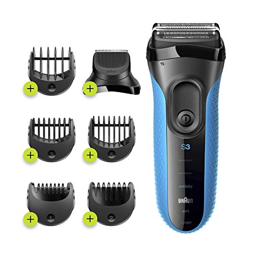 Braun Series 3 Proskin Shave&Style 3010BT 3-in-1 Electric Shaver Wet & Dry...