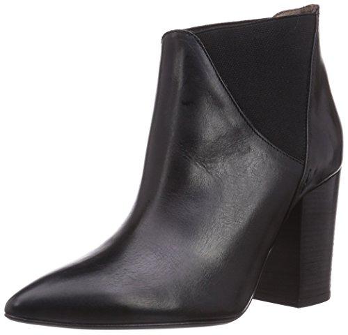 Hudson London Damen Crispin Calf Chelsea Boots, Schwarz (Black), 41 EU