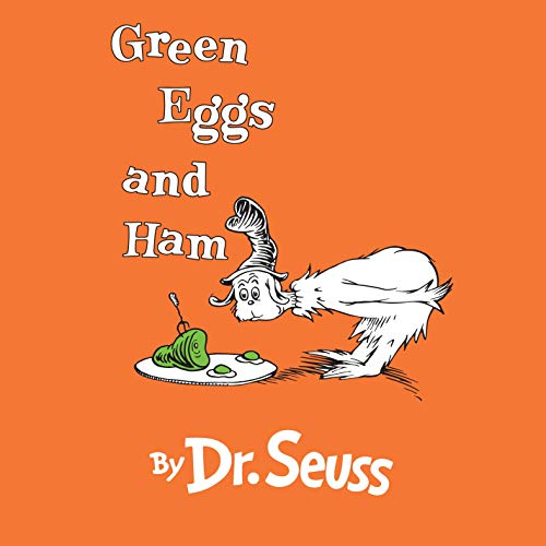 Green Eggs and Ham Audiobook By Dr. Seuss cover art