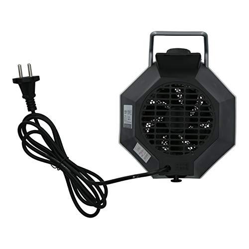 Calentador de ventilador, calentador eléctrico, calentador de escritorio, unidad de calentamiento de cerámica PTC de alta calidad para mini ventilador para escritorio Buro