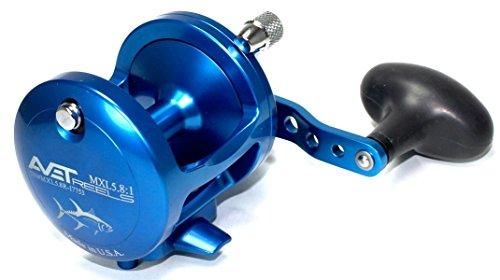 Avet MXL 5.8 Blue Reel Single Speed Right Hand