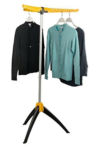 Sagler clothes rack - portable garment rack - foldable clothing rack use for clothes drying rack
