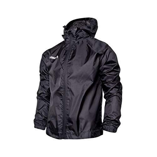 Reusch Herren Jacke-5014500 Jacke, schwarz, M