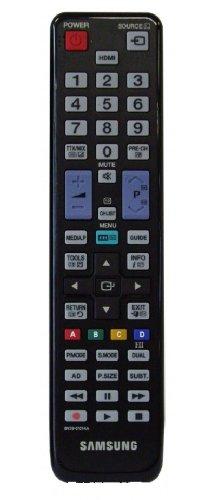 Samsung BN59-01014A - Mando a Distancia (Audio, Sistema de Cine en casa, TV, IR inalámbrico, Botones, Negro)
