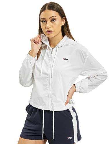 Fila Damen Übergangsjacken Earlene weiß XL