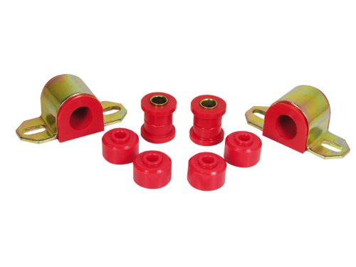 Prothane 1-1104 Red 25 mm Front Sway Bar Bushing Kit