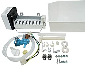ForeverPRO W10715708 Icemaker for Whirlpool Refrigerator 8560 2155468 2155469 2155469A