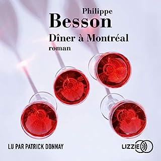Dîner à Montréal audiobook cover art