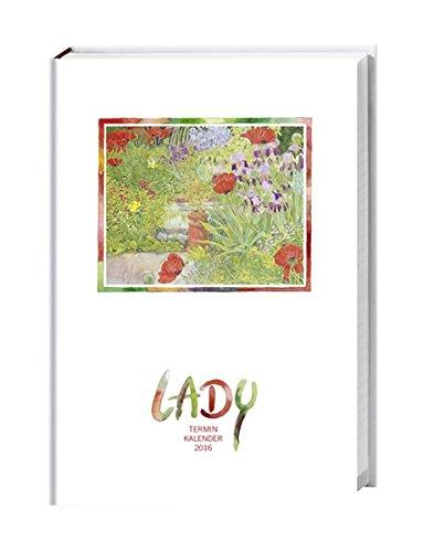 Lady Terminkalender A6 2016