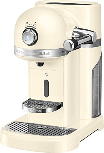 Kitchenaid 5KES0503EAC Nespresso Kapselmaschine almond cream