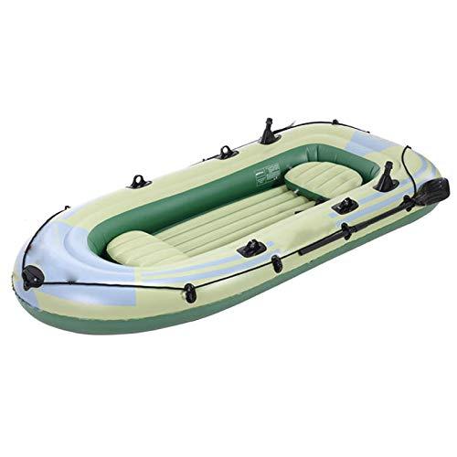 KFRSQ zwembad opblaasbare boot kajak vissen water reddingsboot Assault(272x152CM)